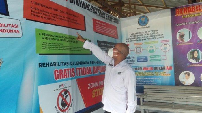 Rehabilitasi Rawat Inap Pengguna Narkoba di Jambi yang Gratis Hanya di Kabupaten Sarolangun