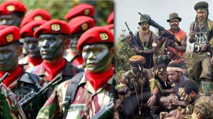 SEORANG Prajurit Kopassus Tersesat 18 Hari di Tengah Hutan Belantara Papua Diikuti 3 Sosok Misterius