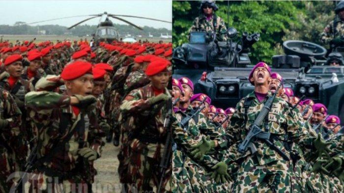 Jakarta Memanas! Kopassus Baku Hantam dengan Marinir di Ibukota, Butuh Benny Moerdani Datang Melerai