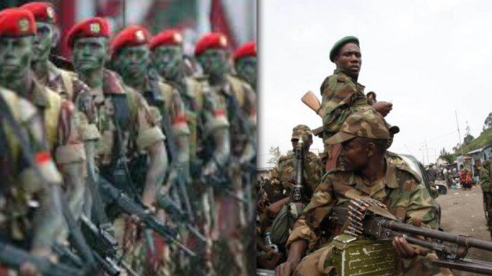 Kopassus dan Pemberontak Kongo
