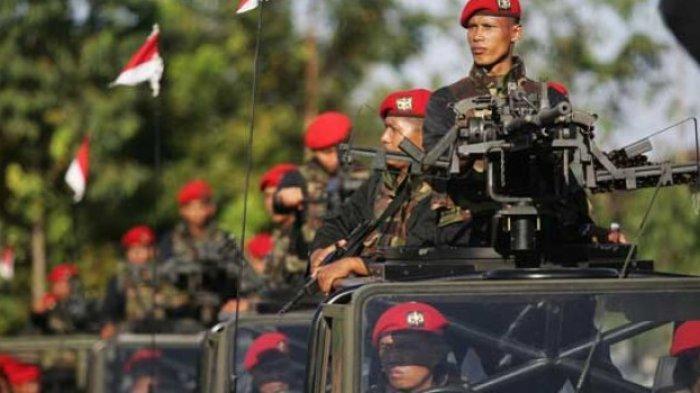 7 Pasukan Komando Mengerikan di Dunia, Kopassus Masuk Dijajaran Elite dengan Serangan Dadakan Itu