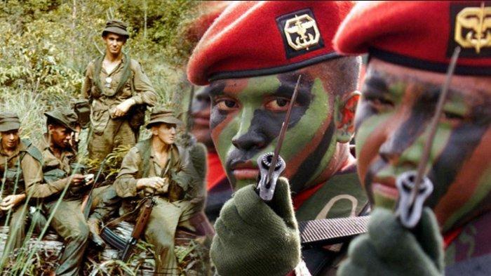 Pertempuran Seru Kopassus dan SAS, Dunia Geger TNI Bisa Kalahkan Pasukan Paling Mematikan di Dunia