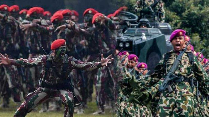 Duel Kopassus Vs Marinir Pernah Buat Ibukota Jakarta Mencekam, Bentrokan Usai saat Sosok Ini Tiba