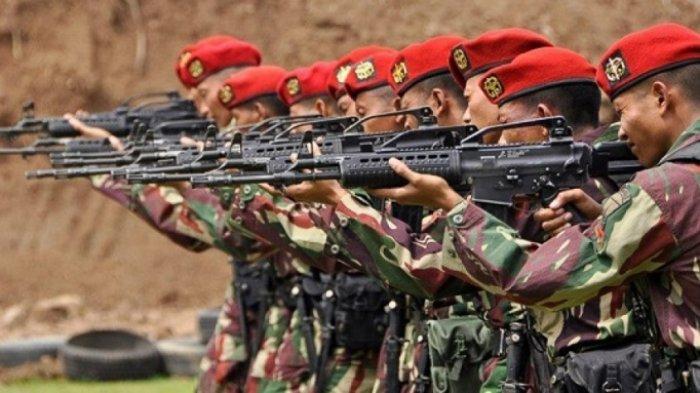 2 Tentara Brunei Pingsan Kala Panggil Kopassus Jadi Gurunya, Tapi Hasilnya Buat Malaysia Kalah