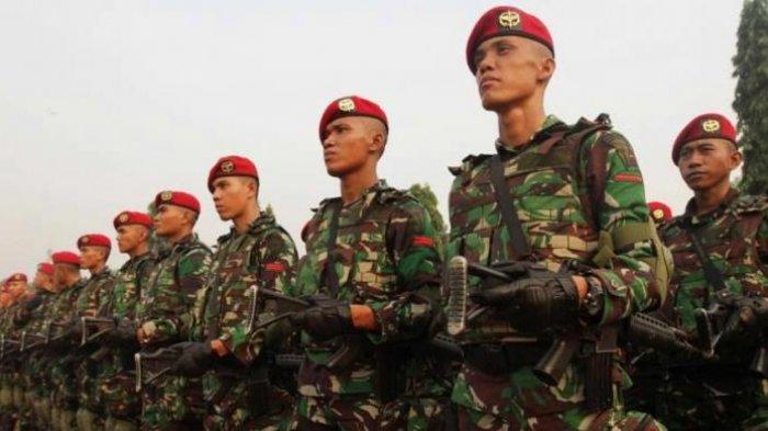 Perwira Kopassus Berdoa, Minum 'Air Aneh Suguhan Warga Sambil Tahan Napas karena Rasa Hormat