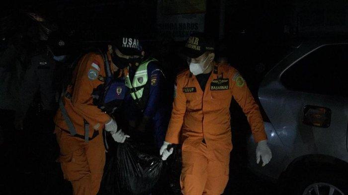 BREAKING NEWS Nelayan Temukan Satu Jenazah Diduga Korban Kapal Tenggelam KM Wicly Jaya Sakti