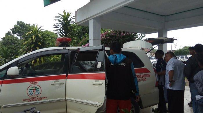 Enam Orang Korban Tergulingnya Bus Family Raya di Tebo Dirujuk ke Bungo