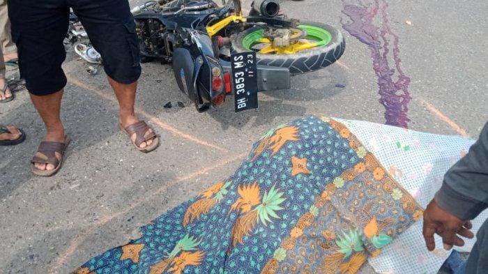 Kecelakaan Maut, Warga Sarolangun Tewas di Batanghari