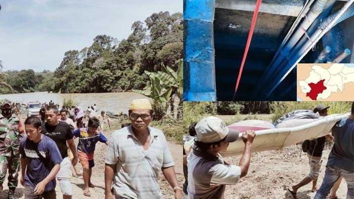 KRONOLOGI LENGKAP Tiga Warga Tewas di Lokasi PETI Lubang Jarum di Merangin Jambi