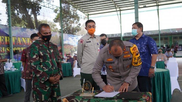 Perusahaan Perkebunan dan Kehutanan Dilibatkan Cegah Karhutla di Provinsi Jambi