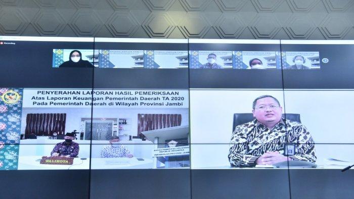 Kota Jambi Sukses 5 Kali Pertahankan Opini WTP