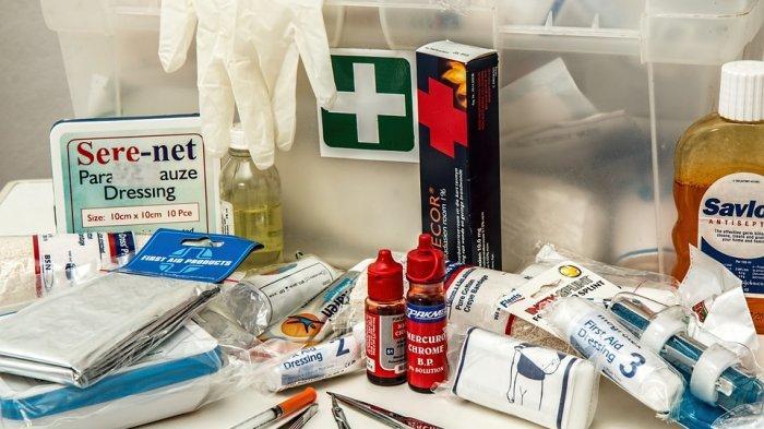 Sediakan Kotak P3K di Rumah untuk Situasi Darurat, Simak Apa Saja Perlengkapannya