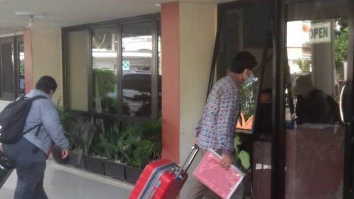 KPK Limpahkan Berkas 3 Tersangka Suap Ketok Palu RAPBD ke Pengadilan Tipikor Jambi