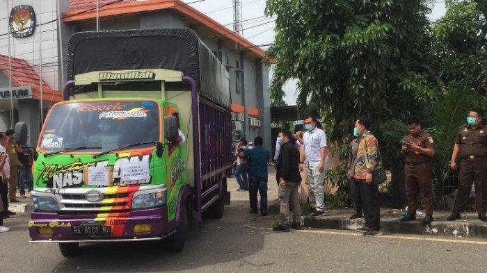 Distribusi Logistik Pilkada di Batanghari Untuk 5 Kecamatan, Besok Atau Lusa Dikirim ke KPPS