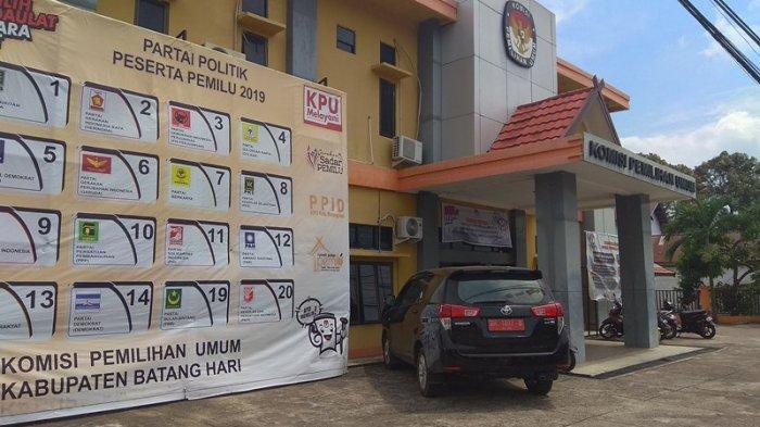 Hindari Distorsi Informasi, KPU Batanghari Beri Bimbingan Teknis Pelaporan Dana Kampanye
