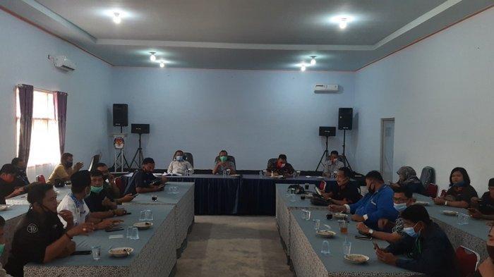 KPU Bungo Wajibkan Patuhi Protokol Kesehatan,Pilkada Bungo di Tengah Pandemi
