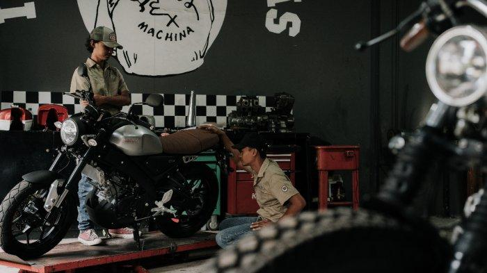 Kreatif dan Inovatif Custom XSR 155 Yard Built Indonesia