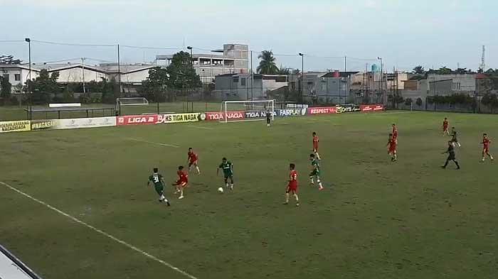 Siaran Langsung PSMS Medan Lawan KS Tiga Naga Skor 2-1, Tonton Di Sini