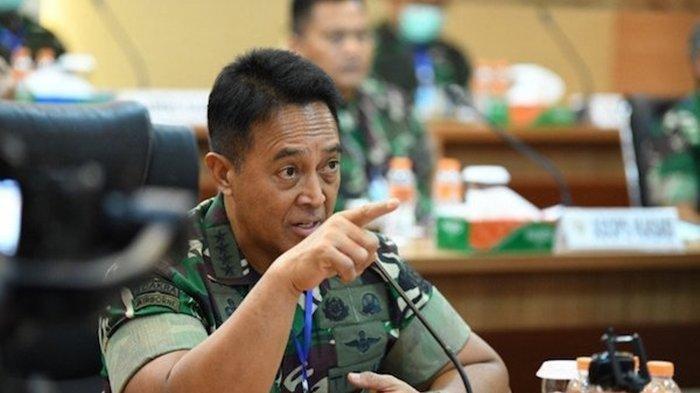 Nilai Lebih KSAD Andika Perkasa Jadi Calon Panglima TNI, Segudang Prestasi dan Kelebihannya