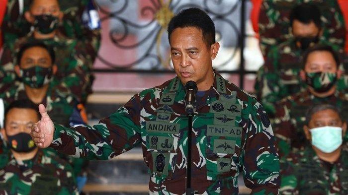 KSAD Andika Perkasa Pastikan Prajurit TNI yang Terlibat Penyerangan Mapolsek Ciracas Bakal Dipecat