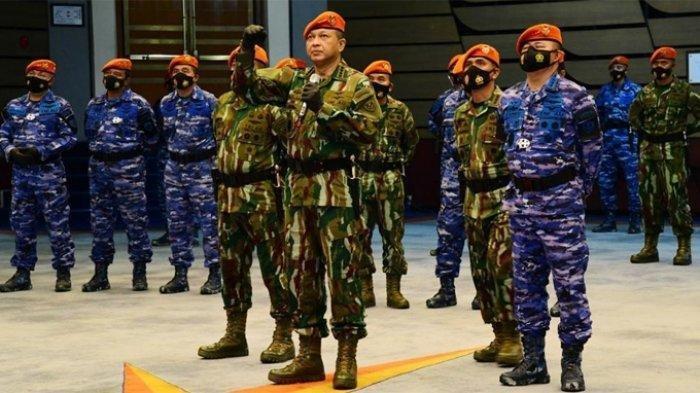 HUT Korpaskhas ke-73, KSAU Minta Korps Baret Jingga Harus Siap Hadapi Serangan Senjata Nuklir