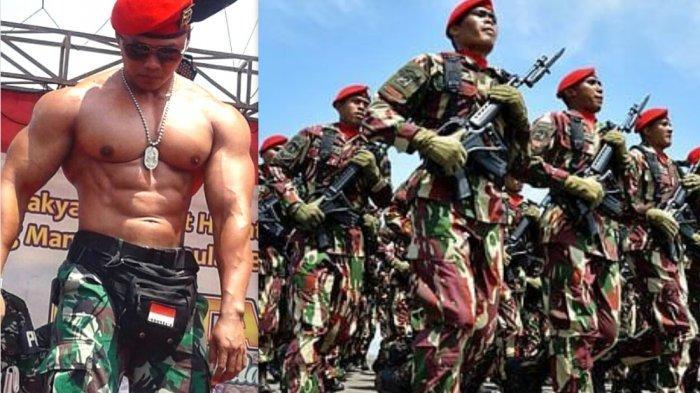 Duel Maut 1 Lawan 1 Perwira Kopassus & Pemberontak, Bayonet, Pisau Komando dan Pistol Beradu