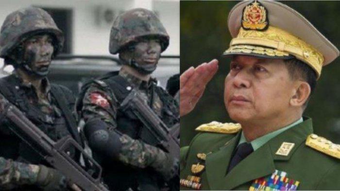 ANCAMAN AS Pada Dua Jenderal Myanmar Usai Aksi Kudeta yang Buat Heboh, Joe Biden Akan Kirim Pasukan?