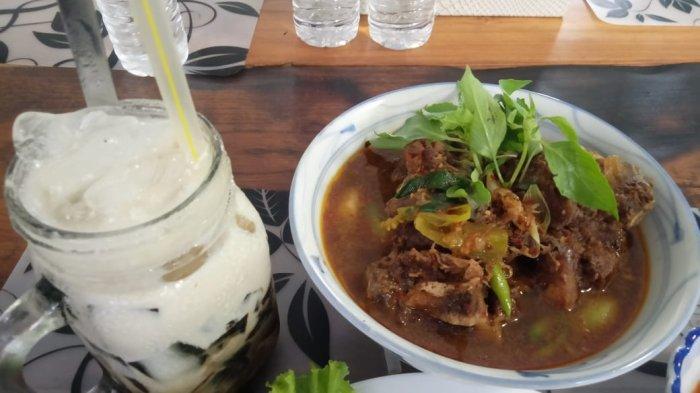 Kuliner Jambi, Lezatnya Pindang Tulang di Mai Kitchen