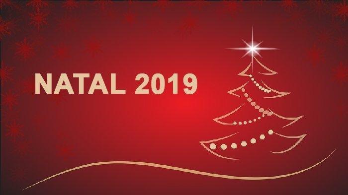Kumpulan Ucapan Natal 2019 dan Tahun Baru 2020 Bahasa Inggris dan Indonesia, Cocok untuk WA dan FB