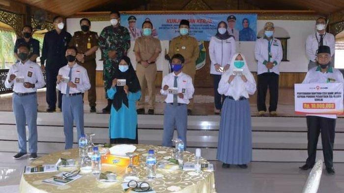 Kunjungan Kerja Gubernur Jambi ke Batanghari, Syahirsah Sy Sampaikan Ini