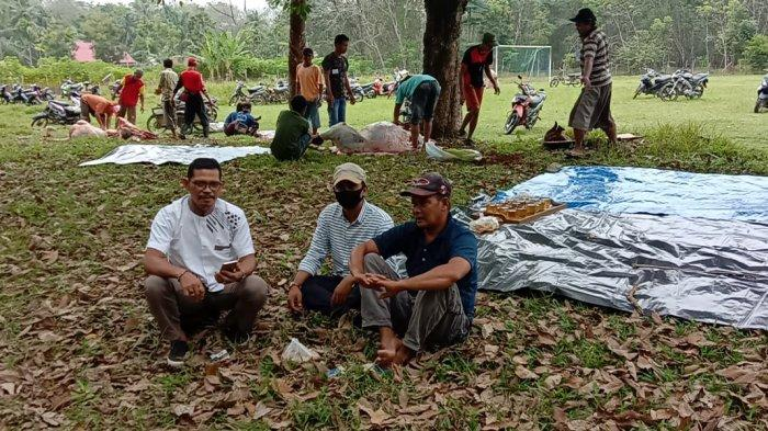 Sambut Idul Adha 1441, PT Selaras Mitra Sarimba Potong Hewan Kurban untuk Masyarakat Sekitar