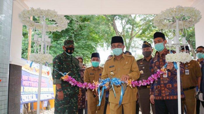 Gubernur Jambi Resmikan Laboratorium Biologi Molekuler, Percepat Penanganan Covid-19