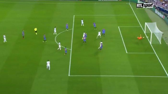 Laga Barcelona vs Bayern Munchen di Liga Champions 2021-2022