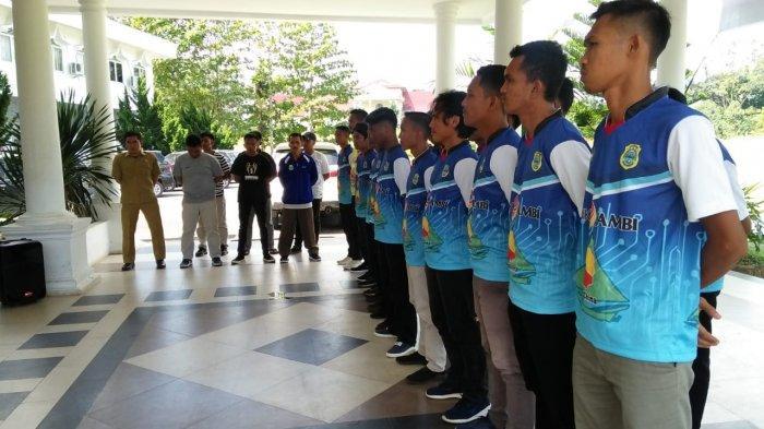 Laga Perdana Gubernur Cup 2020, Kesebelasan Tanjabtim Targetkan Poin Penuh Hadapi Kesebelasan Bungo