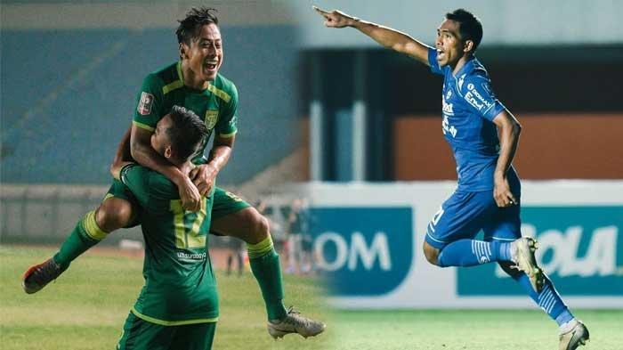 Persib Bandung Lolos ke Semifinal Piala Menpora 2021 Setelah Taklukan Persebaya 3-2