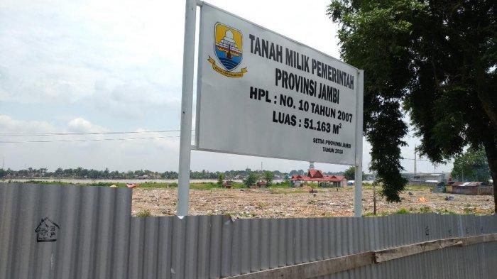 Belum Ada Kepastian Pembangunan RTH di Lahan Eks Angso Duo, Pemprov Minta KPKNL Hitung Nilai Aset