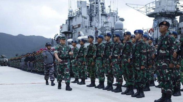 SIAP Hadapi Tiongkok Bila Cari Masalah, Indonesia Bangun Pangkalan Militer Canggih di Natuna