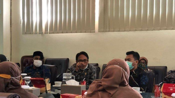 Lakukan Kunker, Komisi III DPRD Kabupaten Tanjab Timur Fokus Pada Program JKN