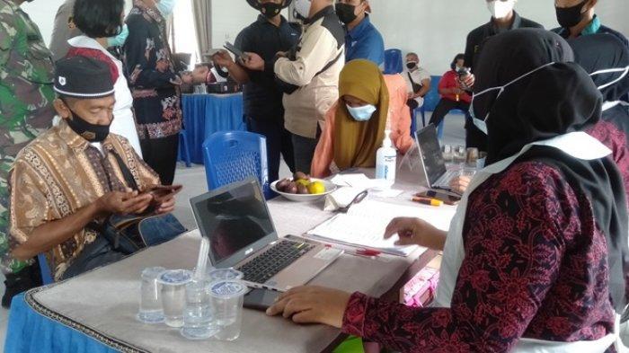 Vaksinasi Lansia di Tanjung Jabung Timur Masih Rendah, Beberapa Faktor Ini Menjadi Kendala Dinas
