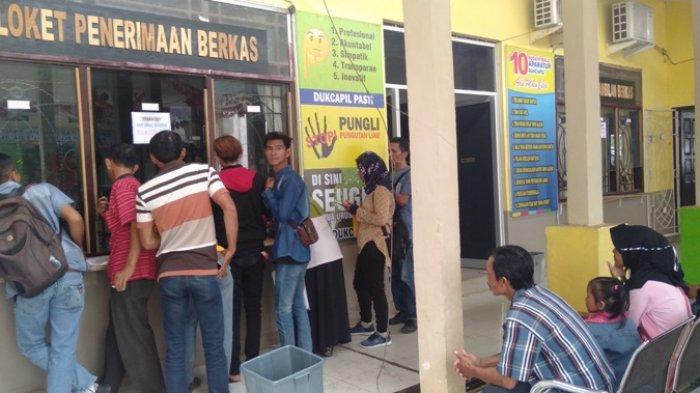 Kabupaten Tanjabtim Peringkat Empat se-Provinsi Jambi Dalam Pelayanan Rekam E-KTP