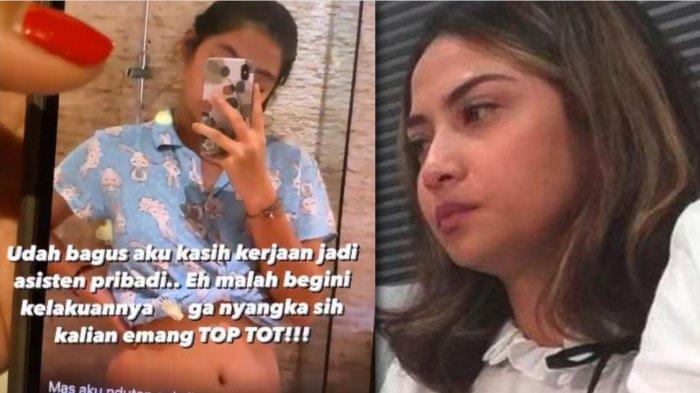 Vanessa Angel Naik Pitam! Chat Mesra Bibi Ardiansyah Minta Pijit dengan Asisten Bocor: Gak Nyangka!