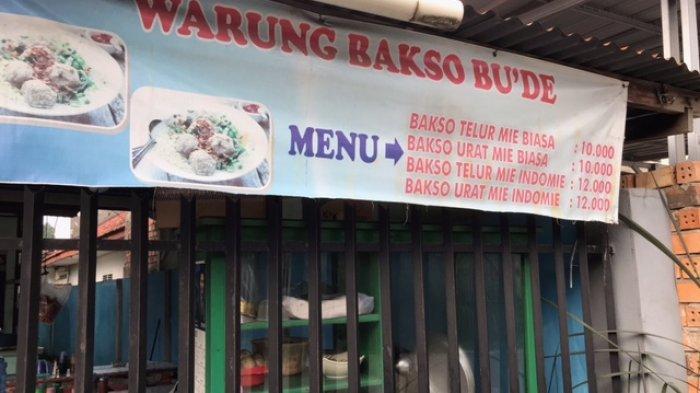Berkah Lebaran, Penjualan Bakso Bude yang Mangkal di Kota Jambi Ini Meningkat 50 Persen