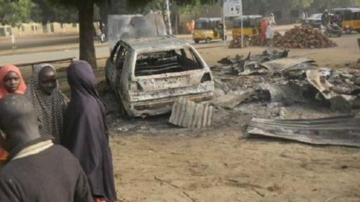 Bom Bunuh Diri Meledak, 12 Orang Ditemukan Tewas. Empat Pelaku Bertanggung Jawab pada Insiden Itu