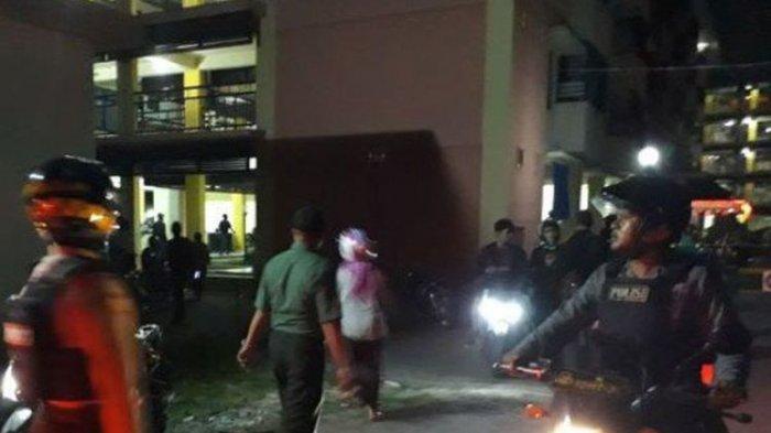 Laporan Sementara Polisi, 5 Orang Korban dari Ledakan di Rusunawa Wonocolo