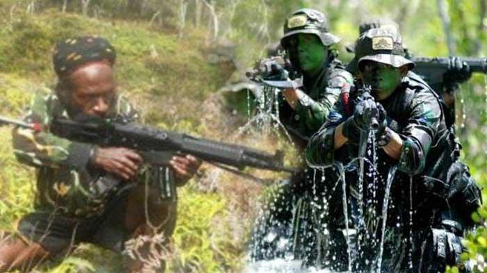 BOS KKB Papua Tantang TNI-Polri Duel, Lekagak Telenggen Sudah Siapkan Lokasi Untuk Berperang