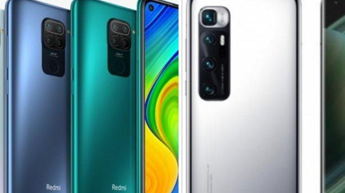 Daftar Harga HP Xiaomi Redmi Lengkap Hari Ini 28 Desember 2020, Redmi 9C(4/64 GB) hingga Mi 10