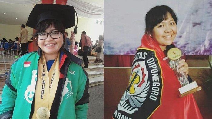 Siapa Leony Sondang Suryani Driver Ojol Lulusan Undip Viral, Momen Wisuda Turut Dihadiri Rekan Ojol