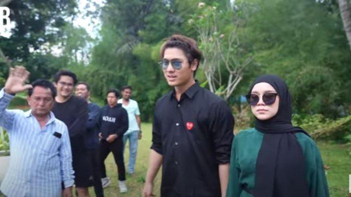 Viral Video Lesti Kejora Pingsan dan Digendong Rizky Billar, Netizen Sebut Drama Lagi
