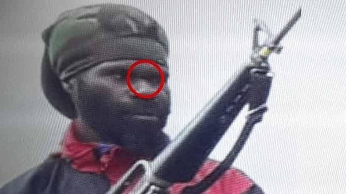 Lesmin Waker anggota KKB Papua yang tewas ditembak kopassus.