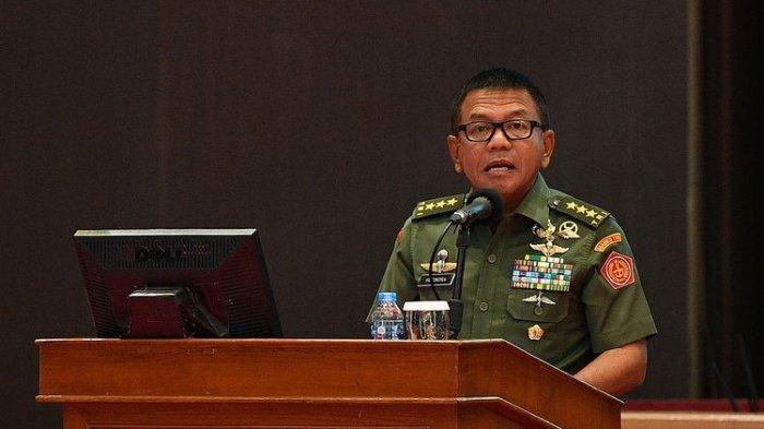 Irjen TNI Letnan Jenderal TNI Muhammad Herindra
